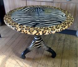 Zebra-tafel