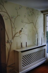Chinoiserie in halletje