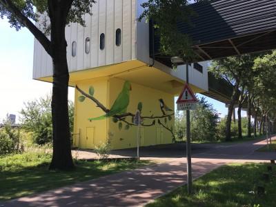 Bedieningshuis Nieuwe Hemweg