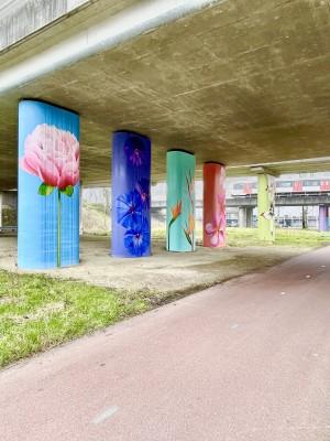Onderdoorgang Dolingadreef Amsterdam